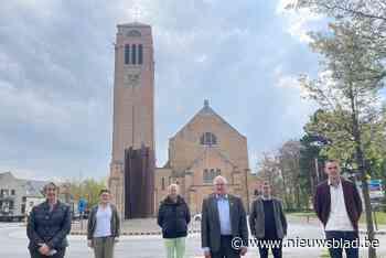 Zonnebeke herschikt patrimonium: cultuur in kerk, fietsen in Sint-Lucasschool, academie in pastorie en dienstencentrum in Landhuis  <BR />
