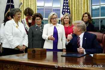 Whose 'Big Lie'? Trump's proclamation a new GOP litmus test