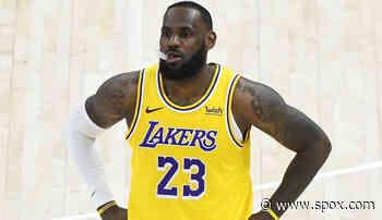 """NBA-News - Lakers-Star LeBron James kritisiert Play-In-Turnier: """"Wer auch immer die Idee hatte, sollte gefeuert werden"""" - SPOX.com"""