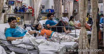India COVID cases soar as oxygen, vaccine shortages continue - Al Jazeera English