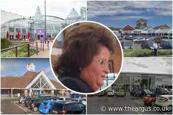 Refund fraudster Patricia Phillips admits Sussex and Essex spree