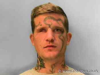 Worthing thug Ryan Breach jailed over racist abuse