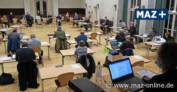 Mehr Bürgerbeteiligung in Wustermark: Sitzungen bald live im Netz - Märkische Allgemeine Zeitung