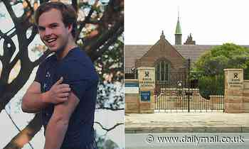 Knox Grammar School taken to court by former student over claims lockers left him disabled