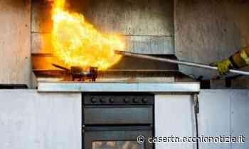 Esplosione per una fuga di gas a Capua: donna ustionata mentre cucina - L'Occhio di Caserta