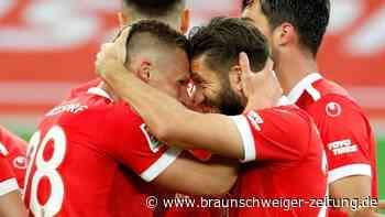 2. Bunudesliga: Düsseldorf mit emotionalem Last-Minute-Sieg gegen Karlsruhe