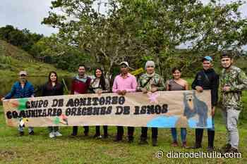 Siguiente Isnos constituye su primer grupo de monitoreo de la biodiversidad - Diario del Huila