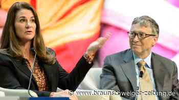 """Ehe-Aus: """"Unheilbar zerrüttet"""": Gates-Ehepaar lässt sich scheiden"""