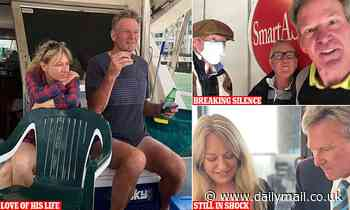 Sam Newman remains in shock as friends rally to help prepare funeral for his wife Amanda Brown