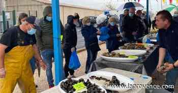 Marignane : du bateau à l'assiette, il n'y a désormais plus qu'un pas - La Provence
