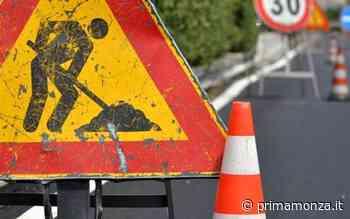 Lavori sulle strade: modifiche alla viabilità a Busnago - Prima Monza