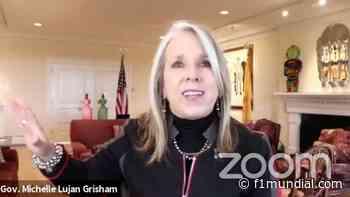 Lujan Grisham: Nuevo México está 'conquistando COVID'   Coronavirus - F1 Mundial