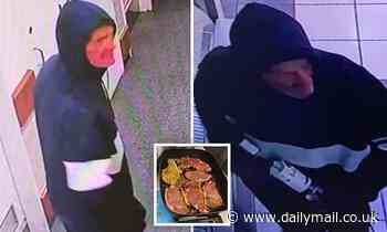 Hungry intruder breaks into Melbourne butcher shop and cooks a feast worth hundreds of dollars