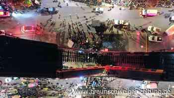 Zugunglück: Mexico City: Metro stürzt ab - 20 Tote, 70 Verletzte