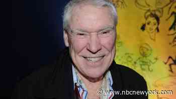 Jacques d'Amboise, Former NYC Ballet Dancer Who Taught Thousands of Kids, Dies at 86