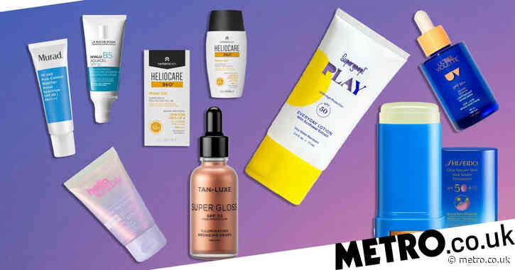 Sunscreens that feel good on different skin types and concerns, from oily to sensitive