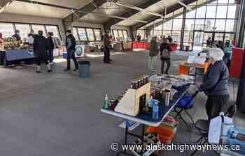 Fort St. John's new festival plaza opens with farmers market - Alaska Highway News