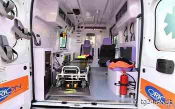 Incidente stradale su statale Palermo-Agrigento, feriti due fidanzati - Sky Tg24