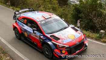 Palermo, Targa Florio: da venerdì in gara sulle Madonie i big europei del rally - La Repubblica