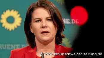 Sonntagsfrage: Umfrage zur Bundestagswahl: Grüne und Union liegen gleichauf