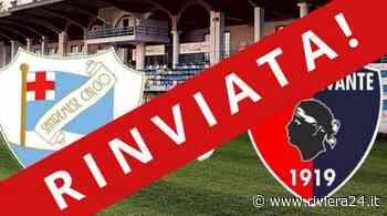 16:31 Covid, salta Sanremese-Sestri Levante - Riviera24