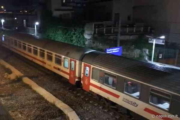 Ultim'ora Frattamaggiore: donna investita da treno intercity - Napoli.zon