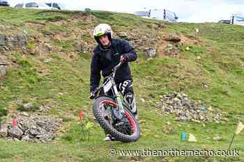80 riders turn out for Richmond's Applegarth Trial