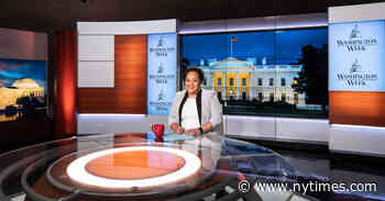 Yamiche Alcindor Is Named Host of 'Washington Week' on PBS