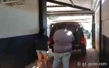 Mãe e padrasto são presos em Itumbiara por agredir criança em Minas Gerais - G1