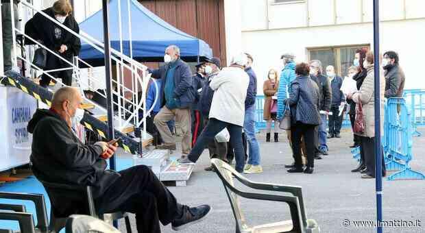Covid, il centro vaccini di Marcianise oggi aperto a tutti senza prenotazione - ilmattino.it