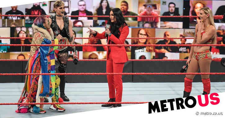 WWE Raw results, grades: Eva Marie returns and Charlotte Flair gets added to WrestleMania Backlash match