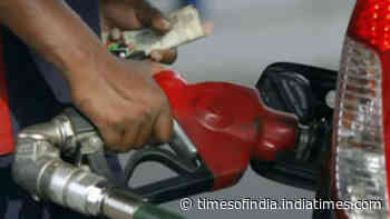 Petrol, diesel prices hiked by 15 and 16 paise per litre resepectively
