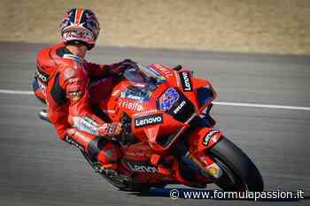 GP Spagna 2021, ordine di arrivo - FormulaPassion.it
