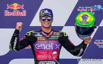 Moto E, GP Spagna: Granado in pole a Jerez, 5° Zaccone, 7° Casadei - Sky Sport