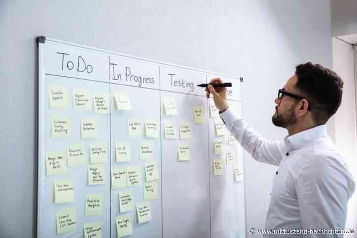 Agiles Projektmanagement lässt sich spielerisch erlernen
