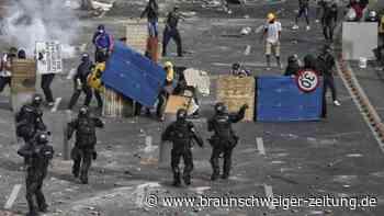 Steuern: Kolumbiens Wirtschaftsminister tritt nach Protesten zurück
