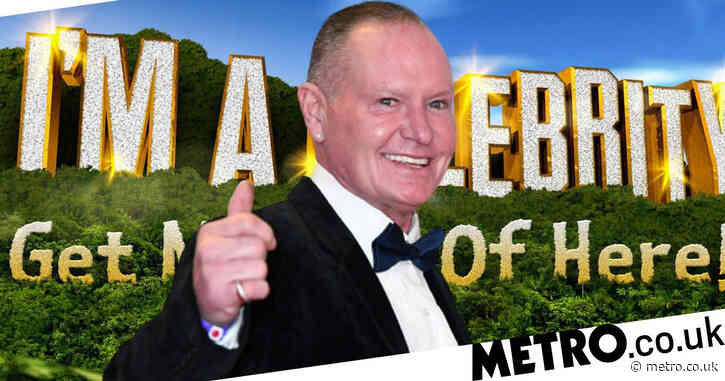 Paul Gascoigne nearly fell out of a helicopter on Italian version of I'm A Celeb