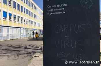 «On ne vient plus pour grand-chose» : à Drancy, la fermeture du lycée Delacroix jugée inévitable par les élèves - Le Parisien
