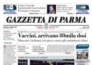 """Gazzetta di Parma: """"Un'altra sconfitta. Ora anche per la matematica è Serie B"""" - TUTTO mercato WEB"""