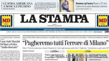 """La Stampa in apertura stamani sulla vittoria granata col Parma: """"Respiro Toro"""" - TUTTO mercato WEB"""