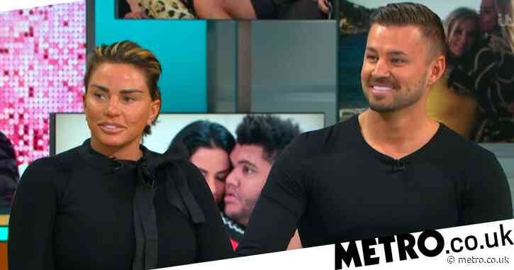 Katie Price defends eighth engagement to Carl Woods: 'I made wrong choices before'