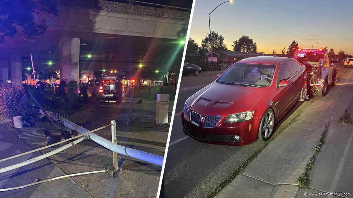 Catorce arrestados por espectáculos de autos ilegales en el condado San Joaquín - Telemundo 33