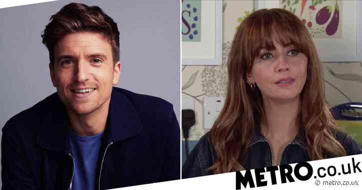 Radio 1's Greg James has remixed Coronation Street's Maria Connor into song and we are so here for it