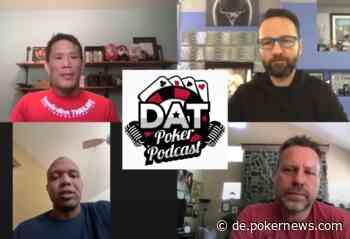 Phil Ivey im Interview für die 100. Episode des DAT Poker Podcasts