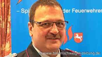 Landesfeuerwehr hat neuen Chef: Olaf Kapke aus Lehre