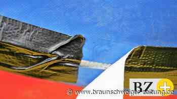Zirkuszelt in Velpke wird durch Schnitte zerstört