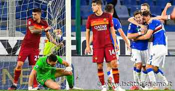 Sampdoria-Roma 2-0, decidono Silva e Jankto - Sport - la Città di Salerno