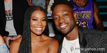 """Gabrielle Union and Dwyane Wade Talked Being a """"Partnership"""" - Yahoo Lifestyle"""