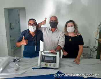 Mais SAÚDE: Havan doa segundo respirador para Barra Velha - Jornal Folha do Litoral