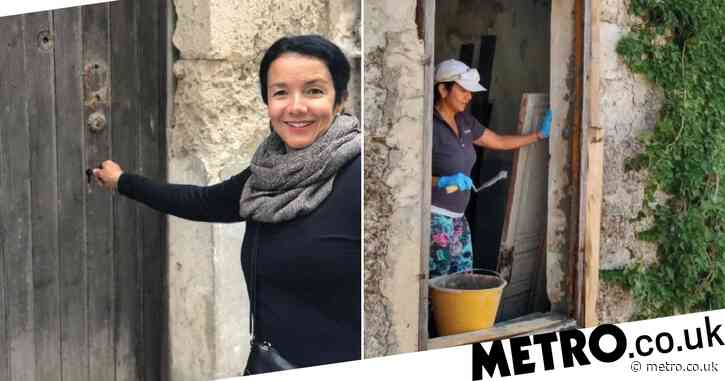 Woman who bought three €1 houses in Italy reveals true cost of renovation